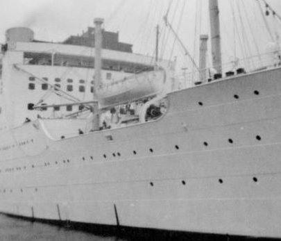 23 Brenda's ship to Australia. | Marian Patten