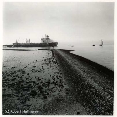The Gas Jetty | Robert Hallmann