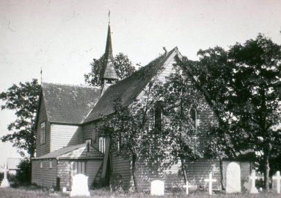 St Katherine's and School 1923