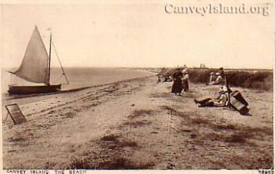 Life on Canvey in the 1920's
