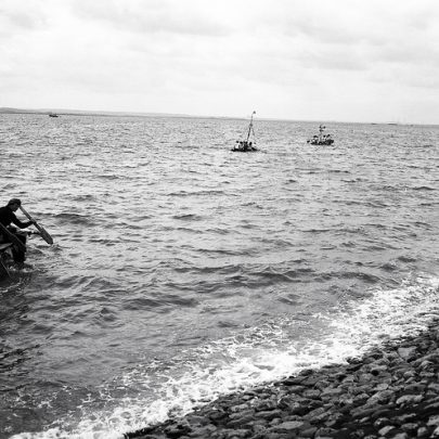 Raft race off Canvey Seafront | Paul Judge