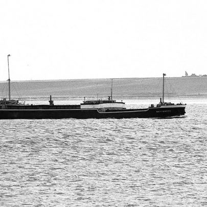 Boating Off Canvey c1980s