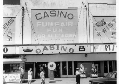 Canvey Casino and the Horses