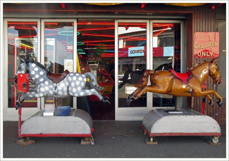 Casino Horses | Dave Bullock