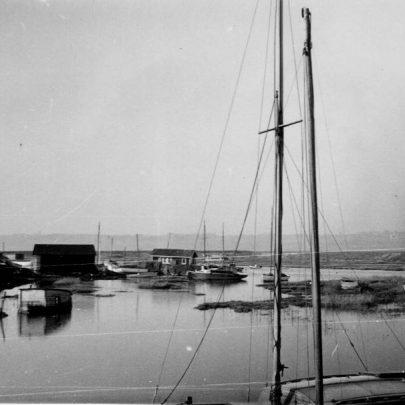 36 1961 Smallgains Creek | Marian Patten