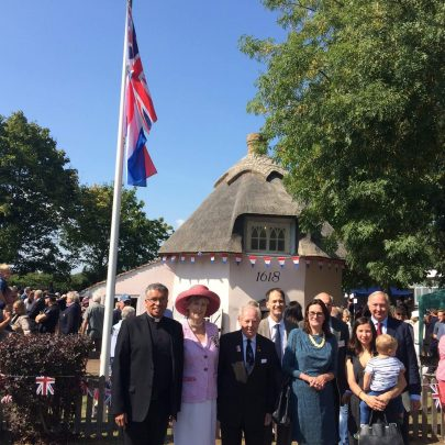 The 400th Anniversary of the Dutch Cottage