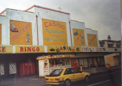 The Demise of the Casino
