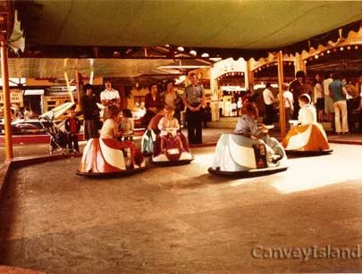 Kiddies Mini Bumper Cars | © The Swann Family