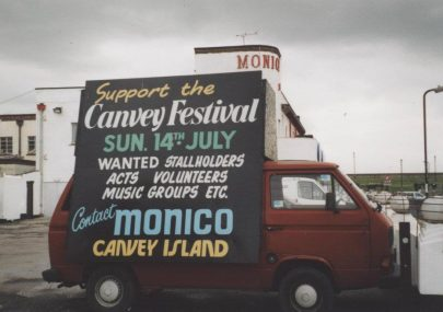 Canvey Festivals 2002-2003