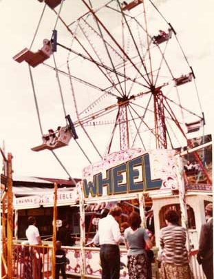 The Big Wheel at Canvey Casino | © The Swann Family