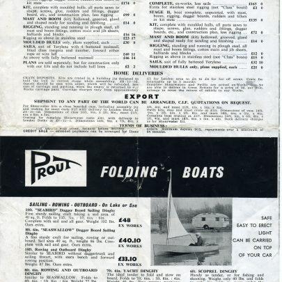 G.Prout & Sons LTD: