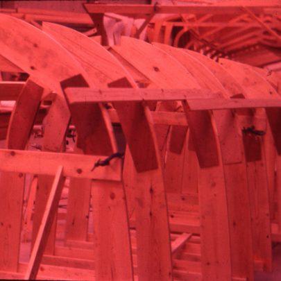Frames forming Hulls | Ian