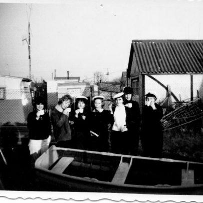 8 Feb - March 1961 | Marian Patten