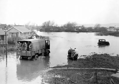 The Night Canvey Flooded