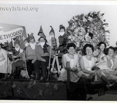 Methodist Wifes Club Carnival Float - 1963 | D Bullock