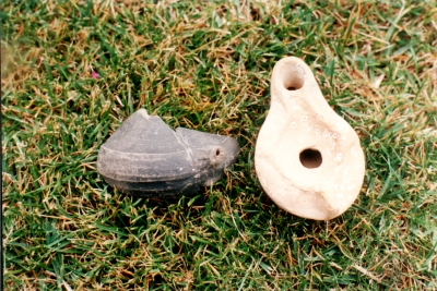 Roman Pottery found on Canvey