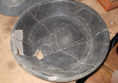 Roman Eating Bowl from Canvey Point