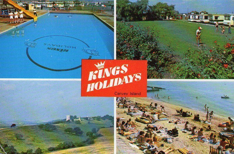 Two Kings Holiday Park Post cards