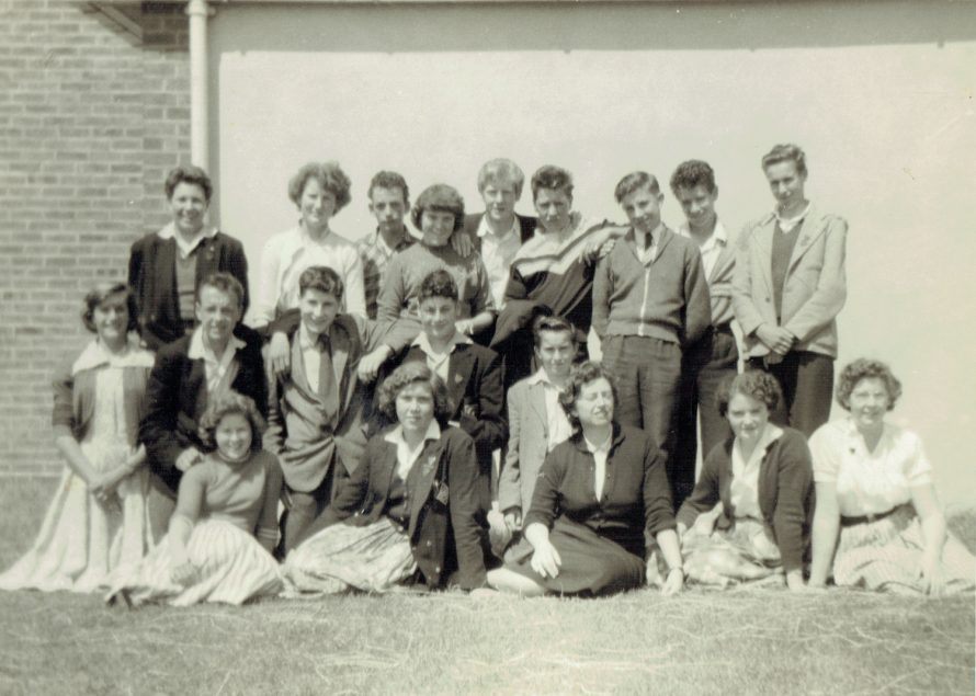 Canvey Furtherwick School 1958 | Alan Duffield