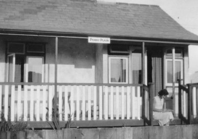 Gosling sister's home.