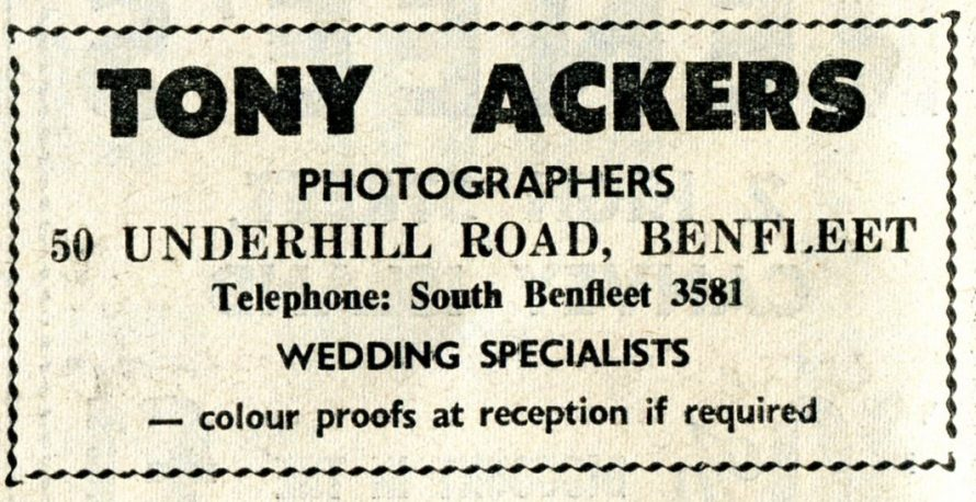 Canvey & Benfleet photographers
