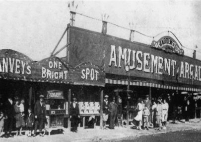 Canvey's Amusements 1930's