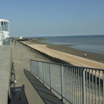Sunny Canvey Seafront