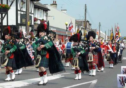 Armed Forces Day Parade Video