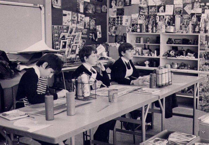 Art Class at Furtherwick