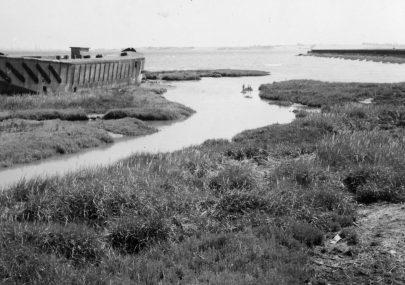 Canvey's Concrete Barge