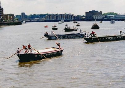 The Working Community on the River Thames pt1