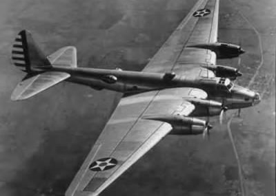 The Canvey B-17