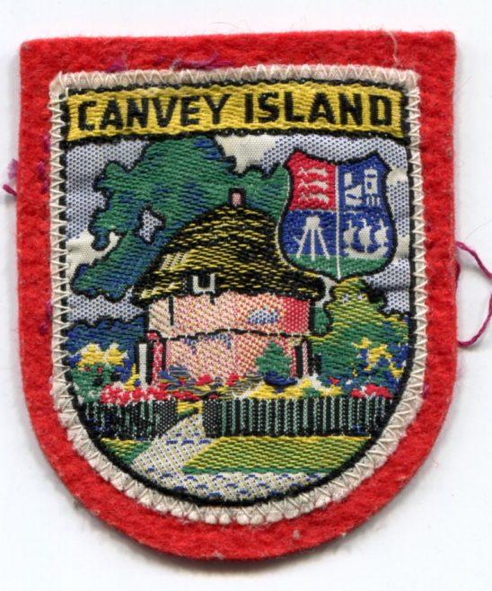 Canvey Island Badge