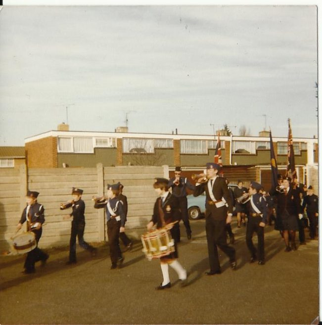 BB and GB Band c1980