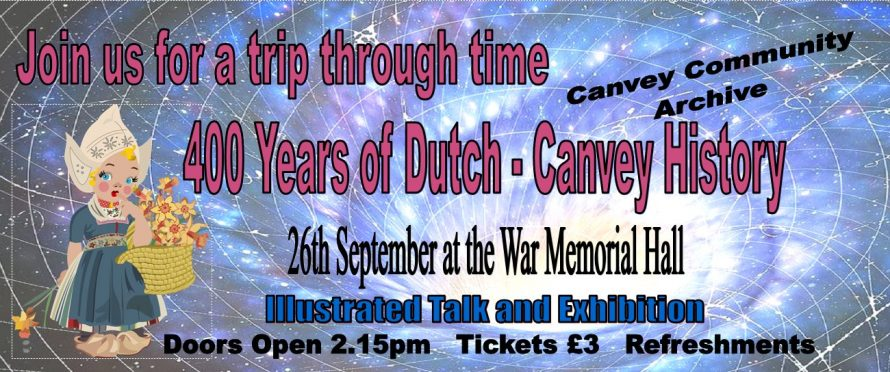 400 Years of Dutch- Canvey History