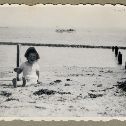 c1950's Concord Beach Paddling Pool | Dave Bullock & Mary Phipps