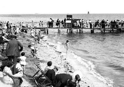 A Beach Scene