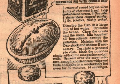 Recipes from 1943