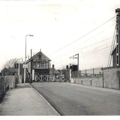 Benfleet Railway Station 1950s | Robert Bowles
