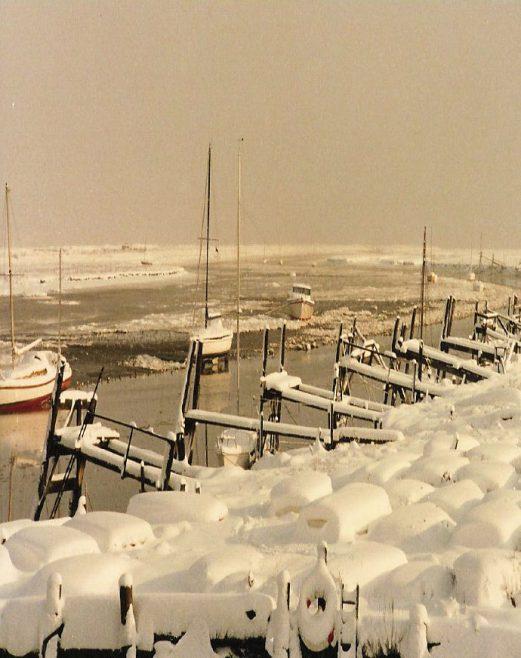 Taken Benfleet Creek 1987
