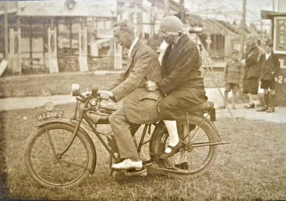 Old Photo 1928