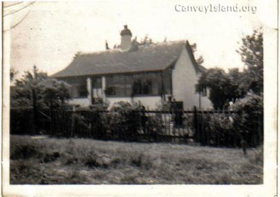 Honeymoon on Canvey in 1952