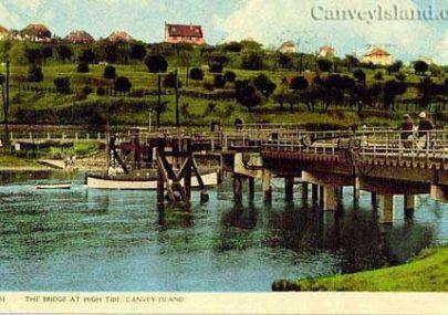 Swing Bridge, Canvey Island