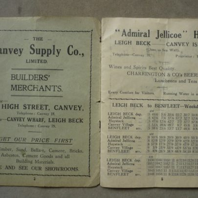 Canvey and District Motor Transport Co Ltd