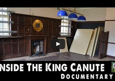 Inside the King Canute