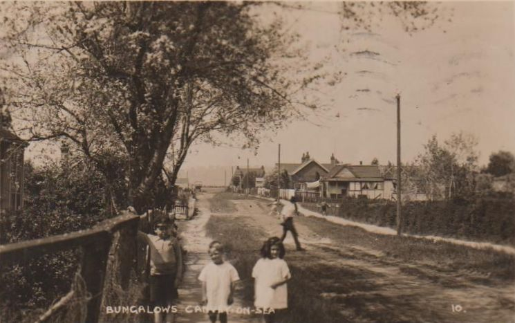 Bungalows, Canvey Island