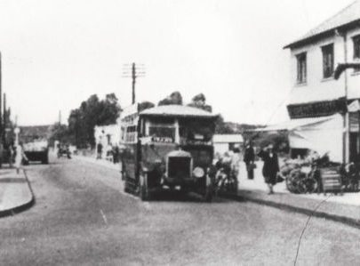 Haystack Furtherwick Road