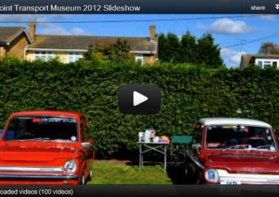 Bus Museum Open Day 2012