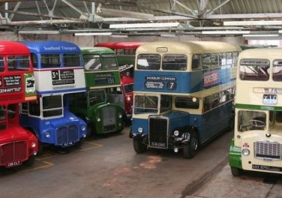 AGM and Bus Museum Talk