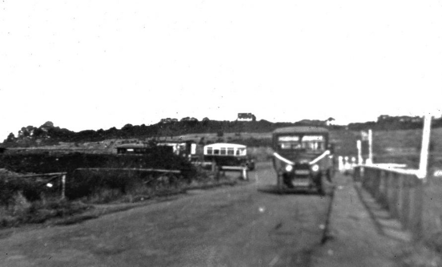 Bus Terminal at the Crossing Canvey